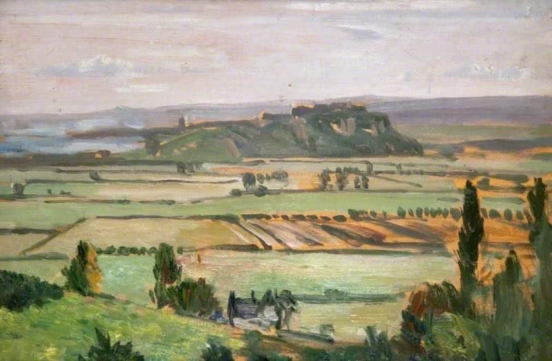 Stirling Castle | William York MacGregor | oil painting