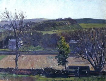 The Carse of Stirling | William York MacGregor | oil painting