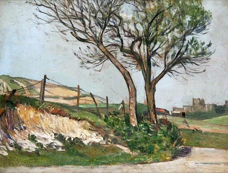 Trees | William York MacGregor | oil painting