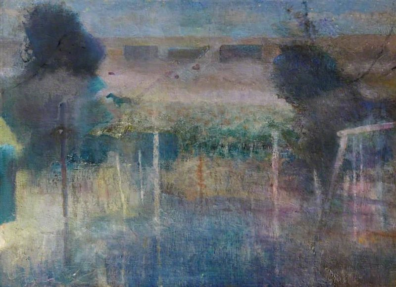 Mists in the Valley | James Cowie | oil painting