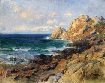 View of Brittany