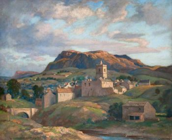 The Yorkshire Dales | James Whitelaw Hamilton | oil painting