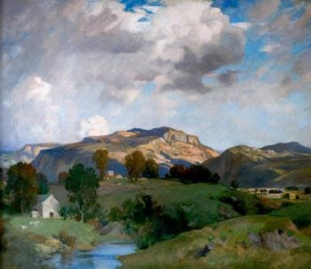 Westmorland Fells | James Whitelaw Hamilton | oil painting