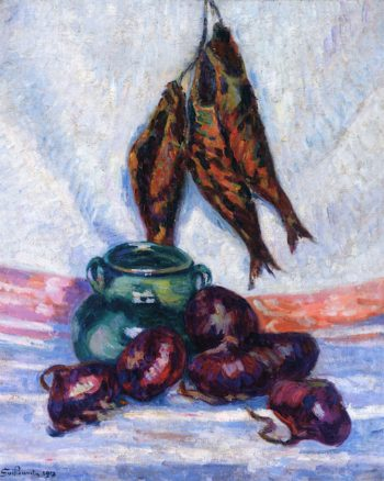 Herring | Armand Guillaumin | oil painting