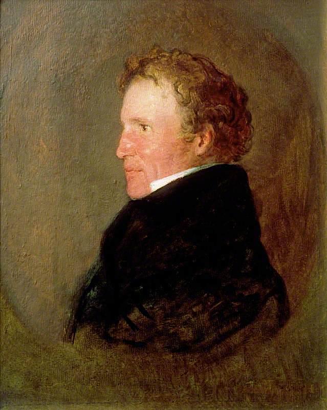 John Sheepshanks   William Mulready   oil painting