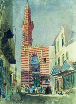 Cairo | Konstantin Yegorovich Makovsky | Oil Painting
