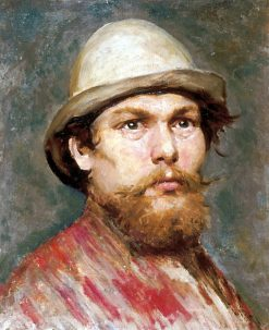 Portrait of a Man | Konstantin Yegorovich Makovsky | Oil Painting