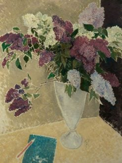Lilacs | Glyn Warren Philpot | Oil Painting