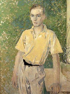 Master Jasper Kingscote | Glyn Warren Philpot | Oil Painting