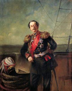 Portrait of Count N.N. Muravyov-Amursky