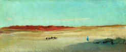 Desert | Konstantin Yegorovich Makovsky | Oil Painting