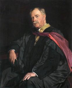 Sir Ludovic Grant | Glyn Warren Philpot | Oil Painting