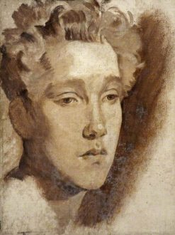 Study of a Young Man | Glyn Warren Philpot | Oil Painting