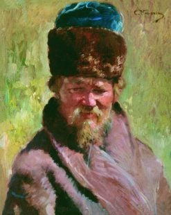 The Coachman | Konstantin Yegorovich Makovsky | Oil Painting