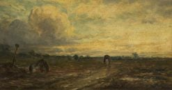 A Sussex Common | James Webb | Oil Painting