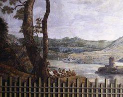 Landscape with a Castle   Paul Sandby