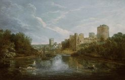 Pembroke Castle | Paul Sandby