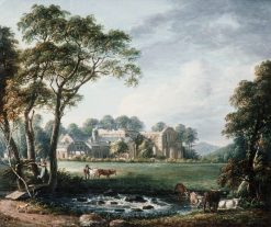 Valle Crucis Abbey | Paul Sandby