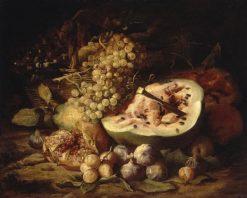 Fruit Still-Life | Abraham Brueghel | Oil Painting