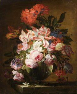 Flower Study | Abraham Brueghel | Oil Painting