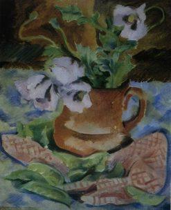 Poppies   Nikolai Tyrsa   Oil Painting