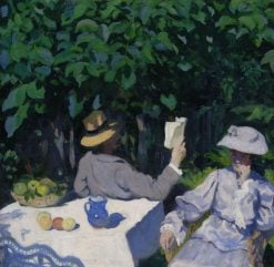 Summer Morning | Karoly Ferenczy | Oil Painting