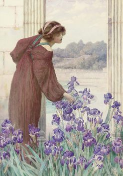 Allegory of Spring | Henry Ryland | Oil Painting