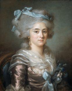 Madame Clodion | Adelaïde Labille-Guiard | Oil Painting