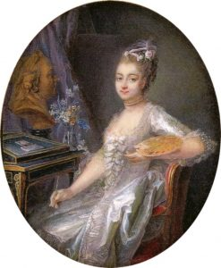 Self Portrait | Adelaïde Labille-Guiard | Oil Painting