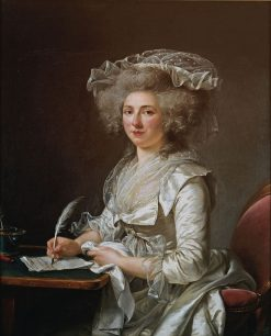 Portrait of a Lady | Adelaïde Labille-Guiard | Oil Painting