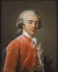 Portrait Buste of Francois-Andre Vincent