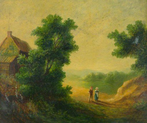 Landscape | Albert Durer Lucas | Oil Painting