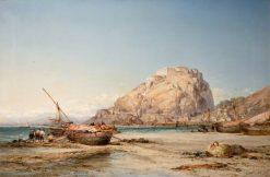 San Sebastian | James Webb | Oil Painting