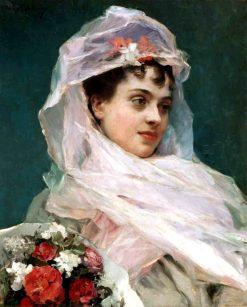 Aline Masson | Raimundo de Madrazo y Garreta | Oil Painting