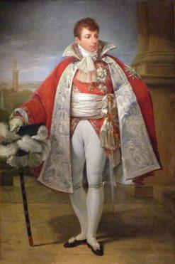 Portrait du marechal Duroc
