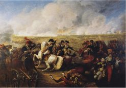 Battle of Wagram | Antoine-Jean Gros | Oil Painting
