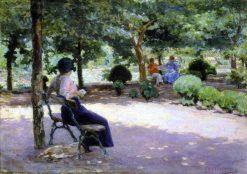 Sunny Day | Kiriak Kostandi | Oil Painting