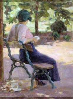Sunny Day (study) | Kiriak Kostandi | Oil Painting