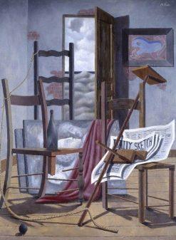 Composition 1933 | Tristram Paul Hillier | Oil Painting
