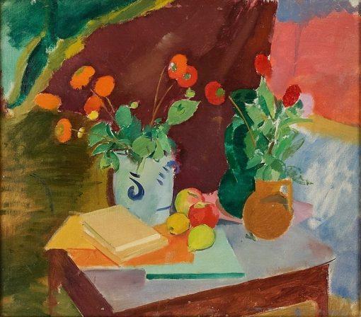 Still Life | Karl Isakson | Oil Painting