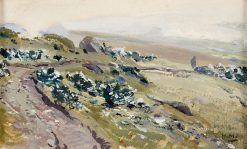 Landscape | Hugo Muhlig | Oil Painting