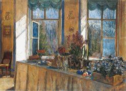 Easter | Stanislav Zhukovsky | Oil Painting