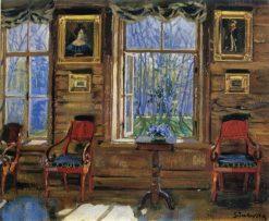 May | Stanislav Zhukovsky | Oil Painting