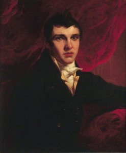 Abraham Goldsmid | George Henry Harlow | Oil Painting