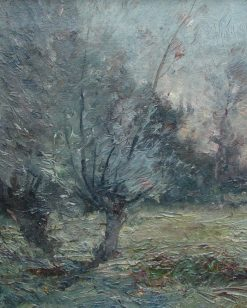La clairière | Emile Noirot | Oil Painting