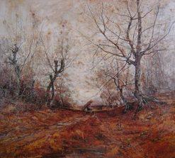 Sous-bois | Emile Noirot | Oil Painting