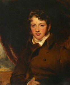 Mr J. Sinclair | George Henry Harlow | Oil Painting