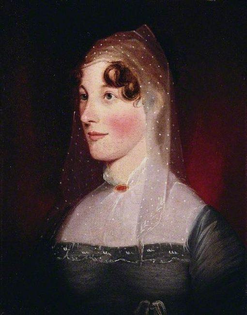 Rebecca Feltham | George Henry Harlow | Oil Painting
