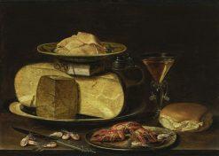 Still Life | Clara Peeters | Oil Painting