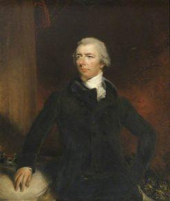 William Pitt | George Henry Harlow | Oil Painting